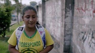 Meet Mimi, a teen paramedic in El Salvador   Pop-Up Magazine