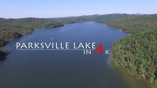 DJI PHANTOM 3 PROFESSIONAL - Parksville Lake aka Ocoee Lake -  Memorial Day Weekend
