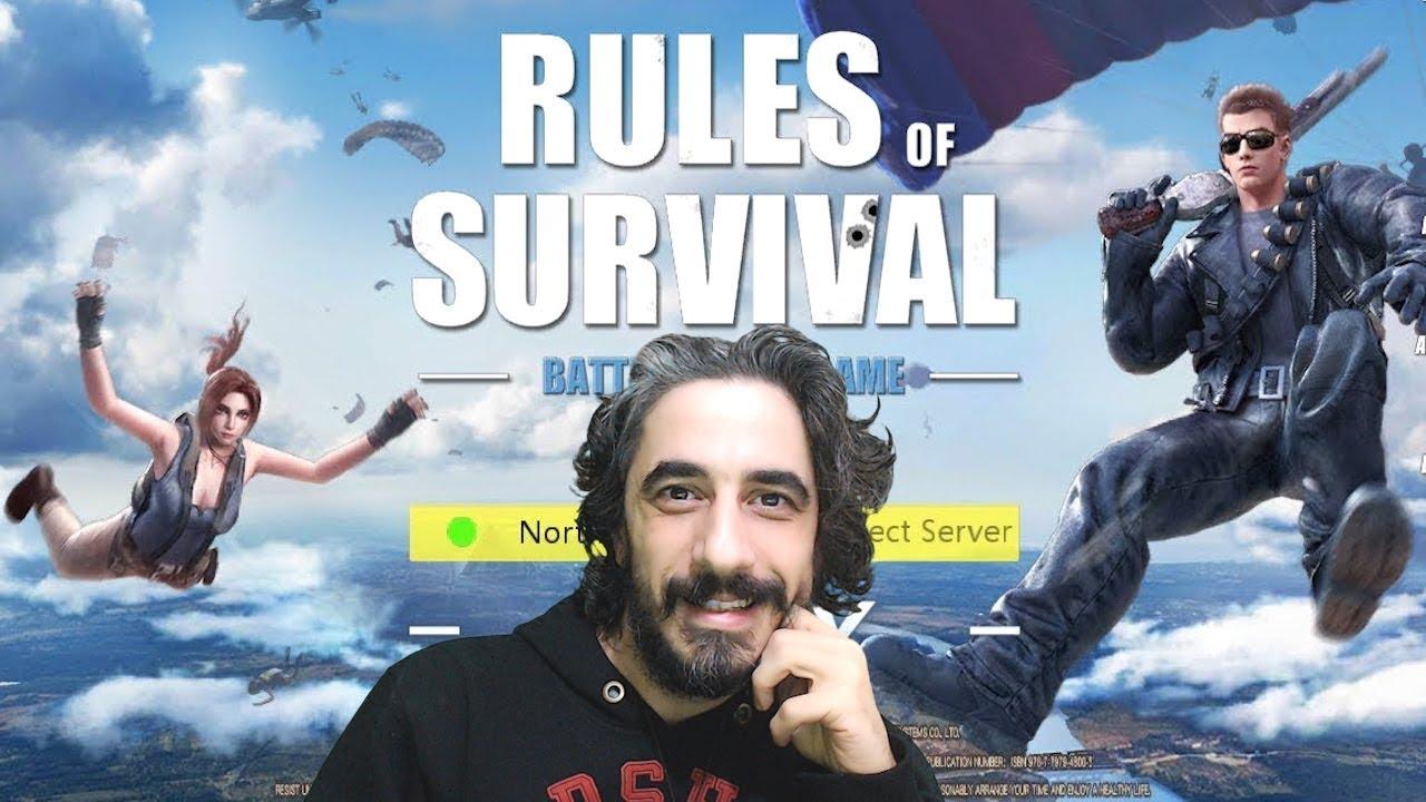 GÜNCELLEMELER NELER GETİRİYOR? - RULES OF SURVIVAL