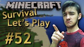 Jacob Talks about his Friends...Channels... (Minecraft Survival - Part 52 - Season 1)