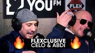 FlexFM - FLEXclusive Cypher 103 (CELO & ABDI)