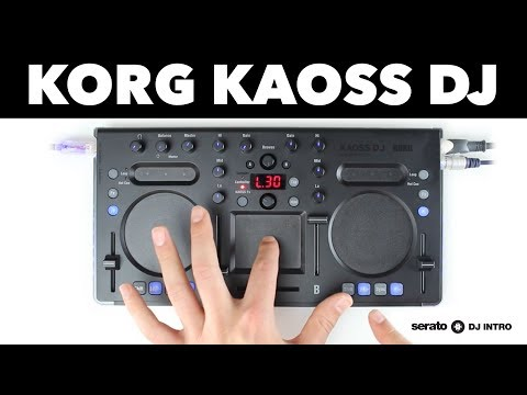 Korg Kaoss DJ Review - The Travel Size DJ Controller