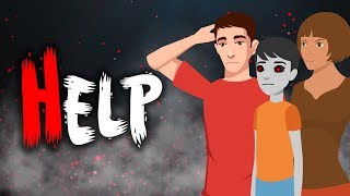 Help Hindi Horror Stories Animated