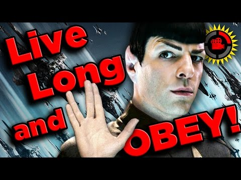 Thumbnail: Film Theory: Why The Star Trek Federation is Fascist