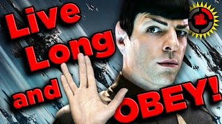 Film Theory: Why The Star Trek Federation is Fascist