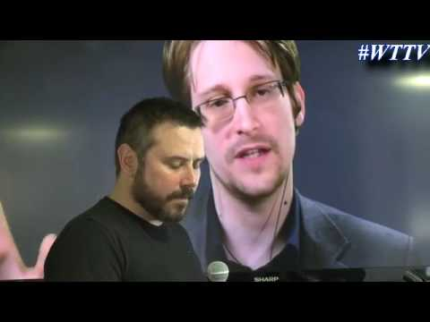 Edward Snowden Interview with Jeremy Scahill 15/03/2017