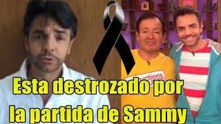 Eugenio Derbez DESTROZADO se despide de Sammy Perez!