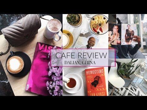 CAFE HOPPING IN DALIAN, CHINA |AONE DITIRWA (BOTSWANA YOUTUBER)