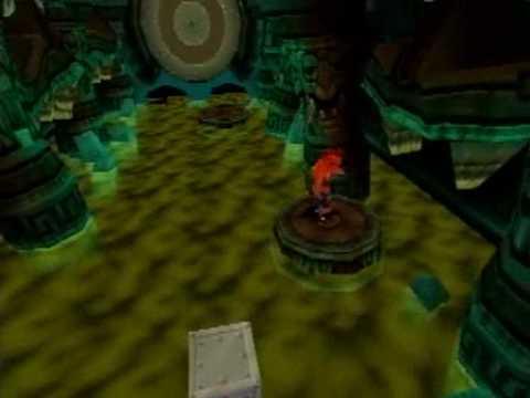 Crash Bandicoot 2 - 100% Walkthrough, Part 14: Sewer Or Later