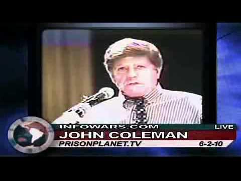 INFOWARS.COM - Dr. John Coleman Breaks Down The Committee of 300 (Originally 06/02/2010)
