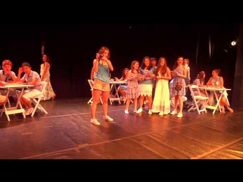 Teen West End 2013 - Mamma Mia (Sophie)  Participação de Nathália Falcão (Sophie's Friend).