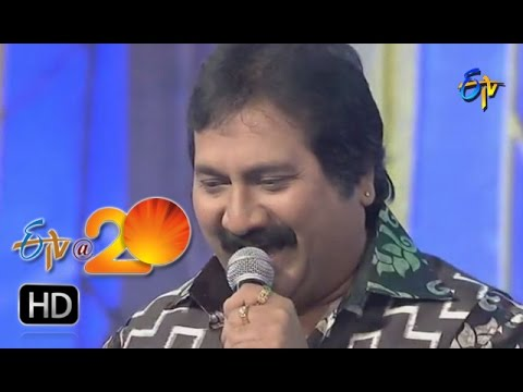 Mano,Ranina Reddy, Performance - Mona Gasolina Song in Sangareddi ETV @ 20 Celebrations