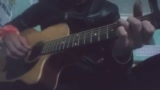 Tâm sự với người lạ-  Cover guitar Michael Hau [ Tiên cookie ]