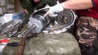 Jeep WJ uchun ishni o'tkazish WG 247 zanjirli almashtirish (1-Qism)
