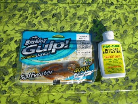 Gulp Vs Pro-Cure