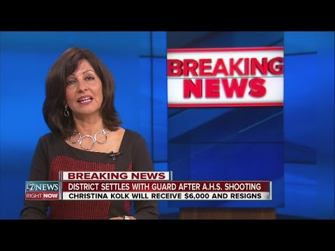$6K settlement paid to Arapahoe HS shooting whistleblower