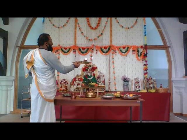 Sri Balaji Abisheka pooja