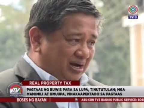 TV Patrol Northern Luzon - Oct 10, 2017