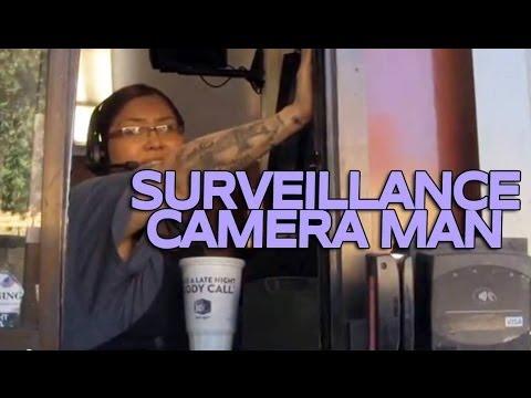 Surveillance Camera Man - YouTube