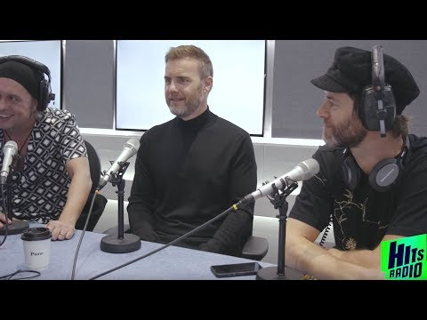 Catching up with Take That ahead of their 30 year anniversary tour! Mp3
