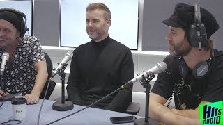 Catching up with Take That ahead of their 30 year anniversary tour!
