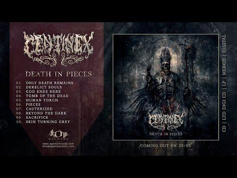 CENTINEX - Death In Pieces (Official Album Stream)