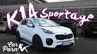 CAR PORN - KIA Sportage at Sea Date 2017