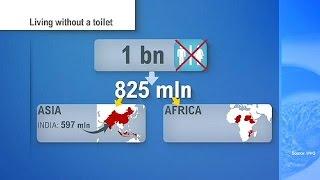 Туалеты: не роскошь, а средство выживания