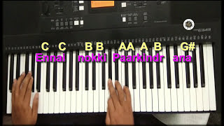 Siluvai Naadhar Yesuvin SONG IN KEYBOARD, LEAD, WITH NOTES.
