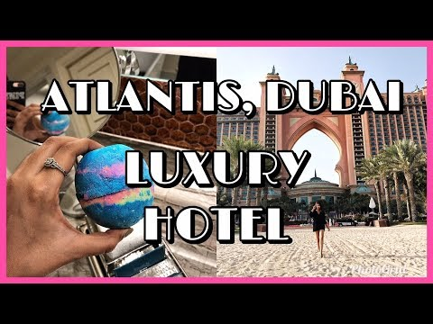 Atlantis Dubai Luxury Hotel The Kardashians Stayed At
