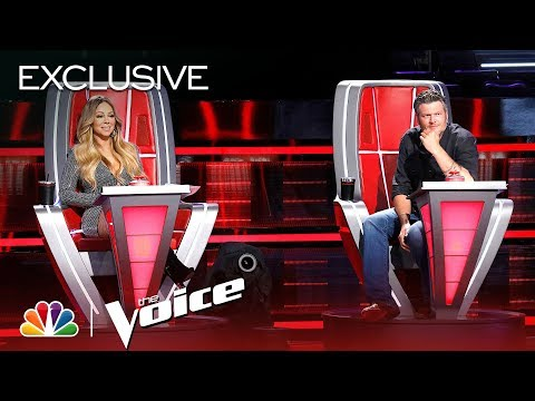 Outtakes: Mariah Carey, Monkeys and a Marilyn Monroe Moment - The Voice 2018 (Digital Exclusive) Mp3