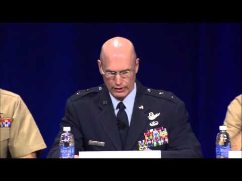 I/ITSEC General / Flag Officer Panel