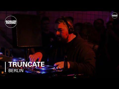 Truncate Boiler Room Berlin 50Weapons RIP DJ Set