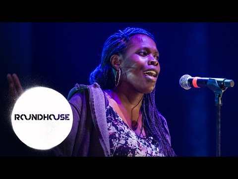 Live from the Roundhouse: Poetry Slam Final 2015