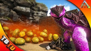 CARBONEMYS BREEDING AND MUTATIONS! ARK TURTLE MUTATIONS! Ark Survival Evolved