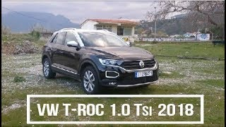VW T-Roc 1.0 Tsi 0-100 km/h & More Acceleration Test/Review