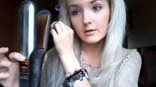 видео Холодная укладка волос волнами: несколько способов