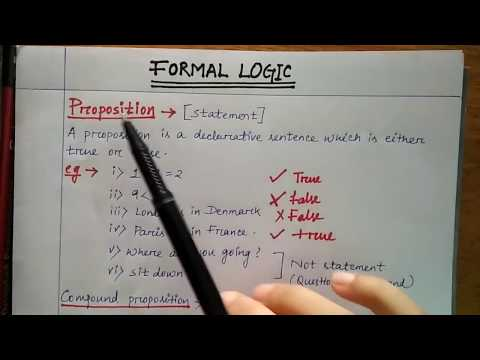 proposition in discrete mathematics | logic gate operations | by Niharika Panda