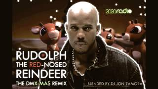 DMX - Rudolph The Red-Nosed Reindeer (X-Mas Remix Blends)