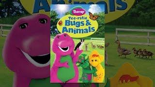Barney: Tee-Rific Bugs & Tiere