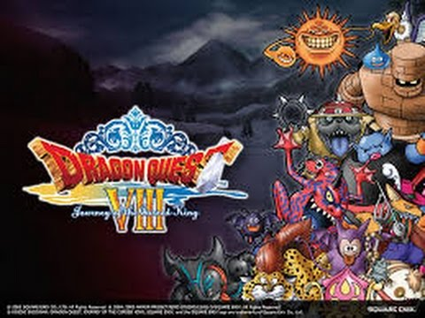 Dragon Quest VIII All Arena Monsters Location