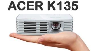 Acer K135 LED projector