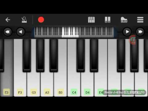 Undertaker theme (Perfect Piano)