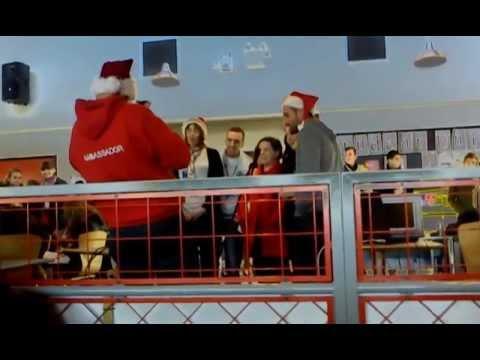 JLC Community Mentors - Christmas Karaoke