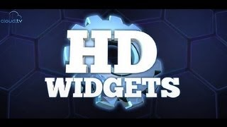 HD Widgets Android App Review - CrazyMikesapps