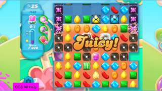 Candy Crush Soda Saga level 1145 NO BOOSTERS Cookie