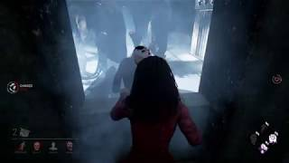 Dead by Daylight ps4 the pig head jigsaw escape hatch