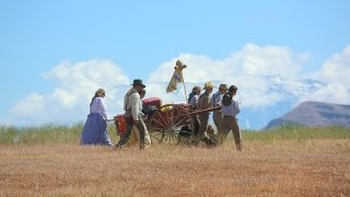 Pioneer Handcart Trek 2014 - With Slideshow