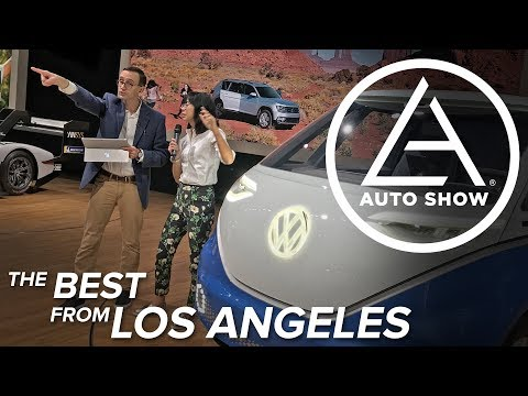 The Best Cars from the 2018 LA Auto Show – Live Walkaround