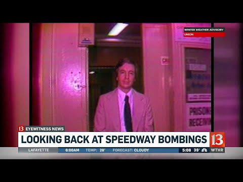 Recalling The Speedway Bombings